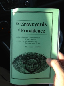 Graveyards of Providence