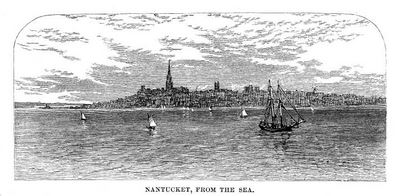 from Nooks and Corners of the New England Coast (Samuel Adams Drake, 1875)