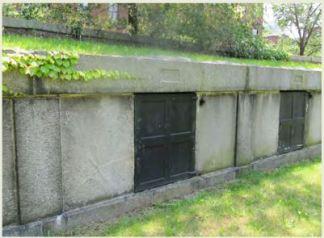 South Burying Ground (Boston) tomb