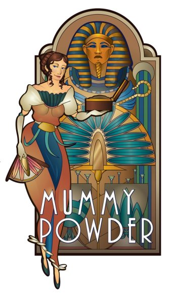 https://bigeyeddragyn.deviantart.com/art/Mummy-Powder-184932241